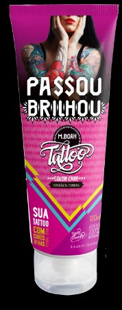 Tattoo Color Care Feminino  -  120ml  -  MBoah Tattoo