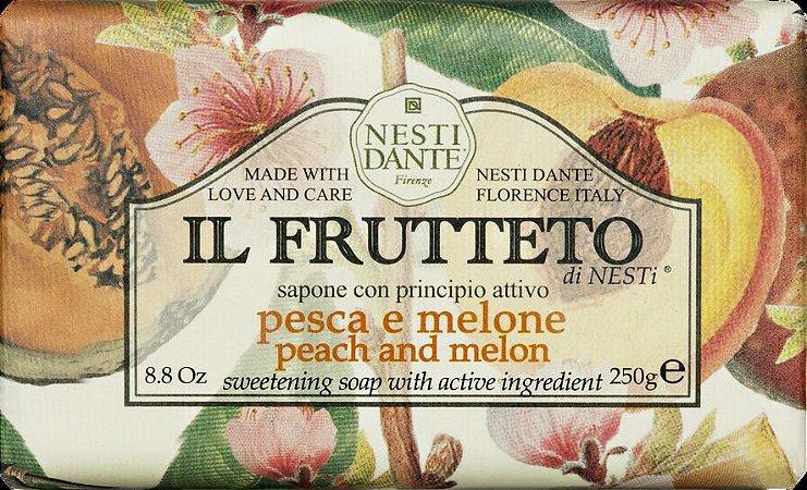 Sabonete Il Frutteto Pêssego e Melão  -   Nesti Dante  -   250g
