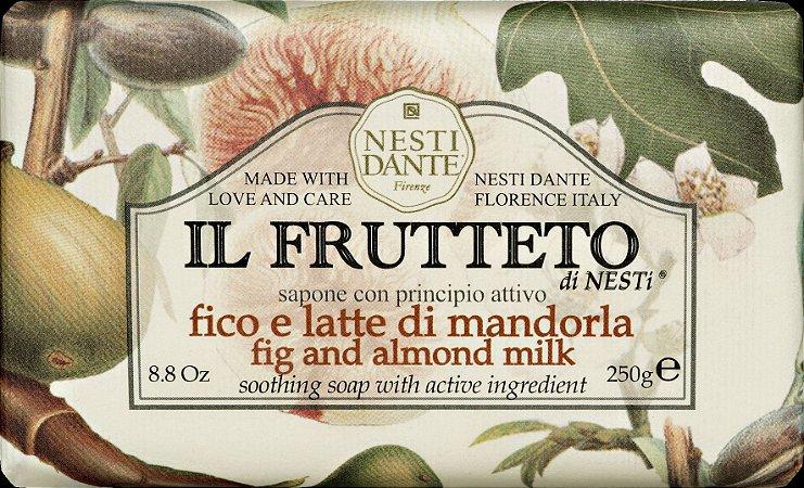 Sabonete Il Frutteto Figo e Leite de Amêndoas  -  Nesti Dante   -  250g