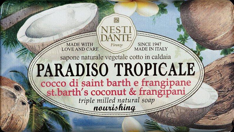 Sabonete Paradiso Tropicale Coco Di Saint Barth  -  Nesti Dante  -  250g