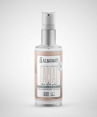 Leite de Limpeza  - 55ml -  Almanati