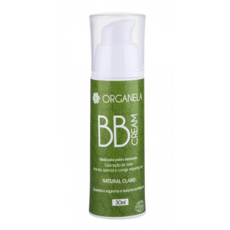 BB Cream  Natural Claro  -  Organela