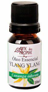 Óleo Essencial de Ylang Ylang  -10ml -  Arte dos Aromas