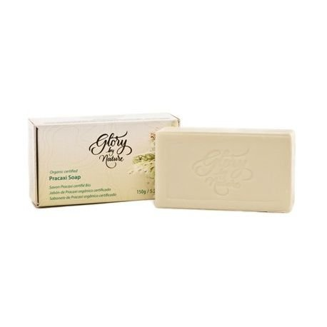 Sabonete Natural e Vegano Pracaxi  -  150g  - Glory by Nature