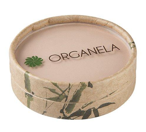 Pó Compacto Orgânico e Vegano  cor 01 Claro   -  10g  -  Organela