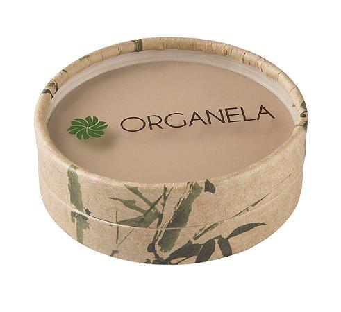 Pó Compacto Orgânico e Vegano  cor 02  Médio   -  10g  -  Organela