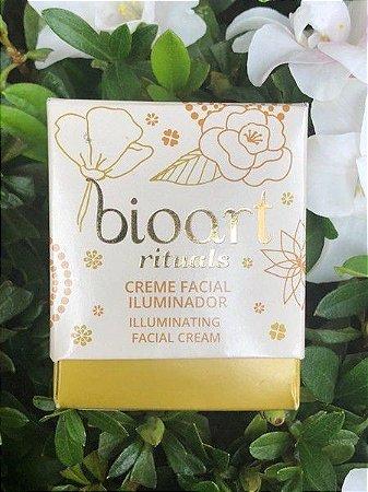 Creme Facial Iluminador  30ml  -  Bioart