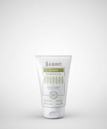 Gel Creme Hidratante Facial para Pele Oleosa e Acneica   50g   Almanati