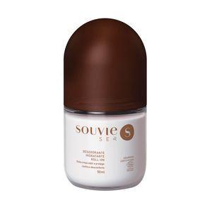Desodorante Hidratante Roll-on Orgânico Certificado Linha Ser +  50ml   -  Souvie