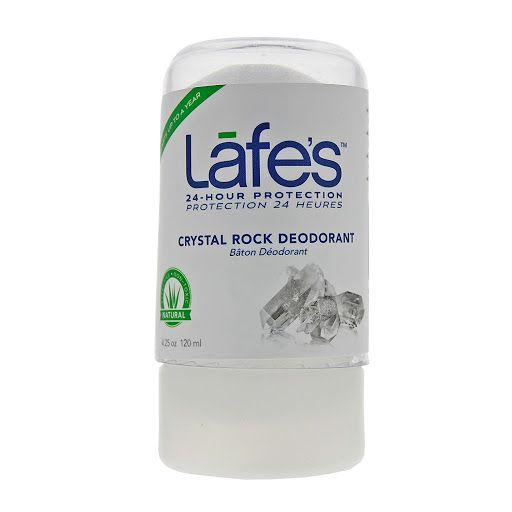 Desodorante Natural Crystal Stick   120g  -   Lafe's