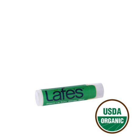Lip Balm Winter Mint  -  Hidratante Labial  4,2g  -   Lafe's