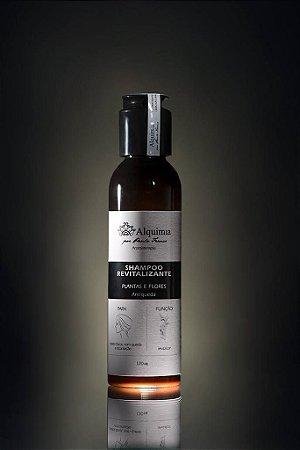 Shampoo  Revitalizante  - Plantas e flores -120ml Alquimia por Paula Franco
