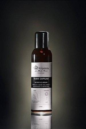 Óleo  Capilar  Nutritivo  Madeira e flores -120ml- Alquimia por Paula Franco
