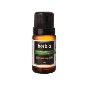 Óleo Essencial de Erva-Baleeira 10ml - Herbia