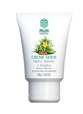 Creme para os Seios Anti-flacidez 30g - Multi Vegetal
