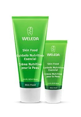 Skin Food Hidratante Facial Corporal para peles secas  75ml - Weleda