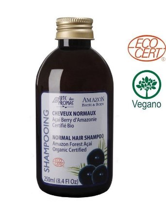 Shampoo Açaí Orgânico 250ml - Arte dos Aromas