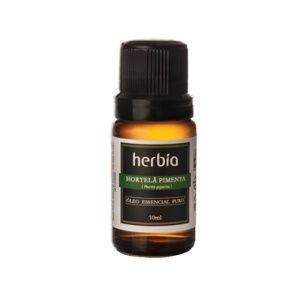 Óleo Essencial de Hortelã Pimenta 10 ml - Herbia