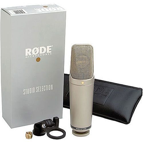 MICROFONE RODE NT1000