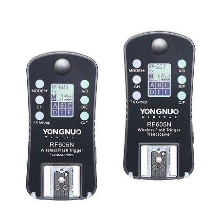RADIO FLASH YONGNUO RF605