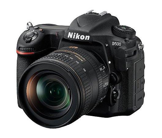 NIKON D500 C/16-80mm 2.8-4E ED VR
