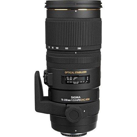 LENTE SIGMA 70-200mm F/2.8 EX DF OS HSM PARA CANON