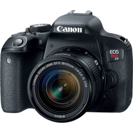 CANON EOS T7i KIT 18-55MM 4-5.6 IS STM