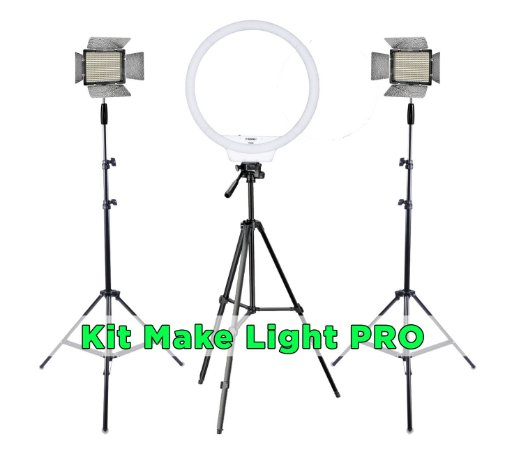 KIT MAKE LIGHT PRO