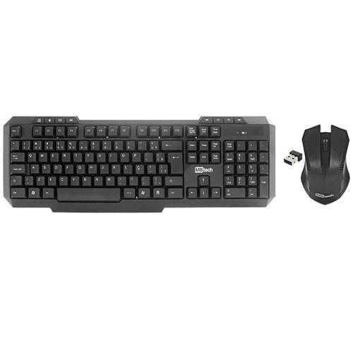 Kit Teclado e Mouse Sem fio usb MBtech K3 MB54079