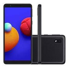 """Smartphone Samsung A01 Core A013M D.SIM 16GB 5.3"""" 8MP/5MP"""