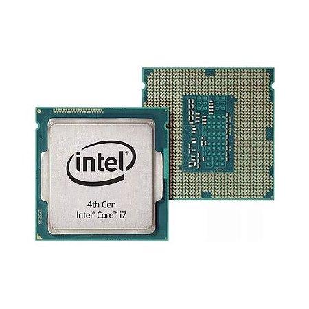 Processador Intel Core i7- 4° Geração SKT 1150 OEM