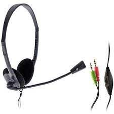 Fone de Ouvido Headset 3,5mm P2 Hoopson F-024