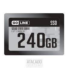 "Ssd 240 GB Go Line 2.5"" Sata 3"