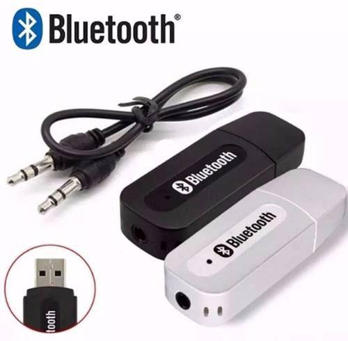 Adaptador Receptor Bluetooth Usb + p2 para carro