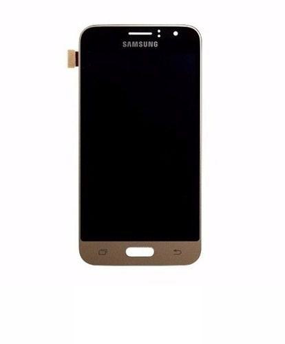Frontal Samsung J120 J1 2016 Cinza AAA