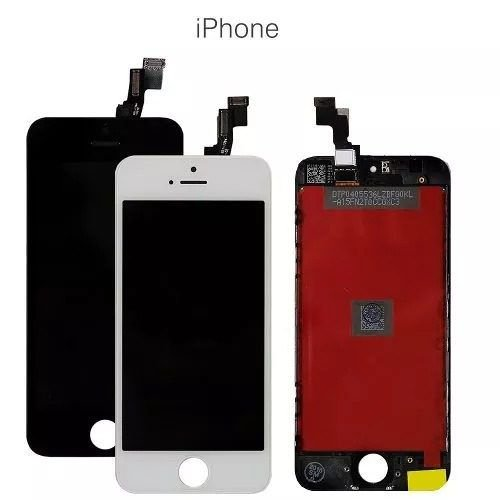Frontal Iphone 5G Branco