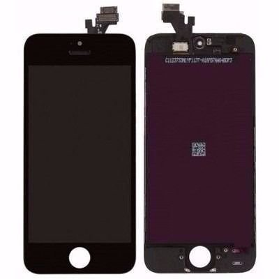Frontal Iphone 5G Preto