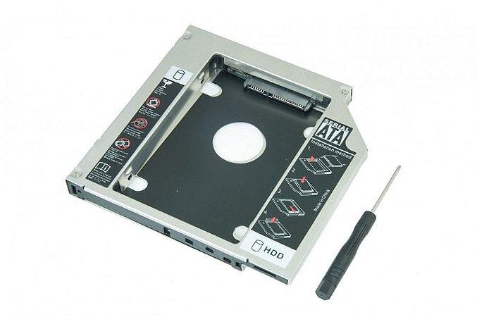 Adaptador Caddy Ssd 9.5mm P/ Notebook