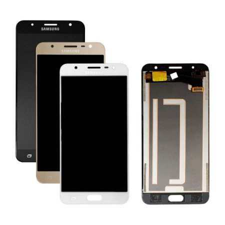 Frontal Samsung J7 Prime G610F Branco AAA