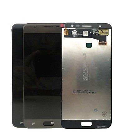 Frontal Samsung J7 Prime G610F Preto AAA
