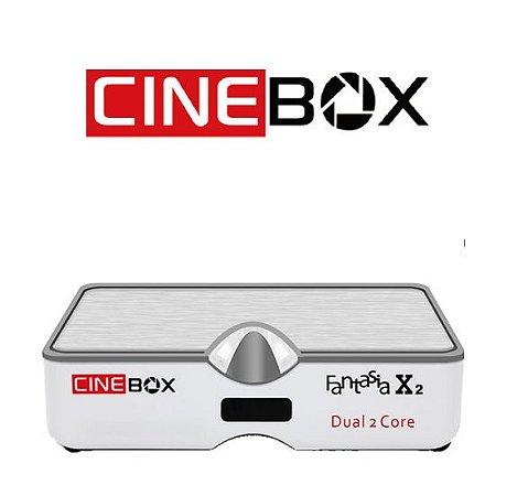 Receptor cinebox fantasia X2