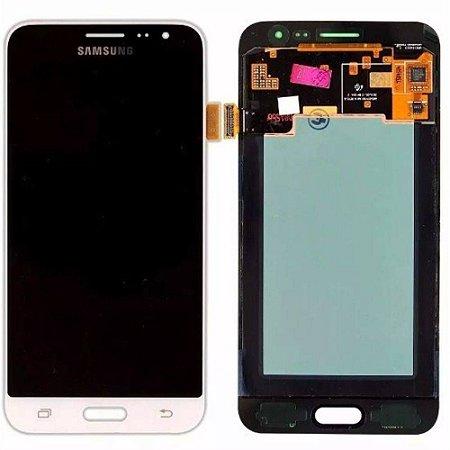 Frontal Samsung J3/J320 Branco AAA