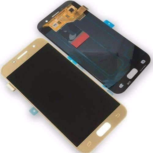 Frontal Samsung J7/J700M Dourado *AAA*