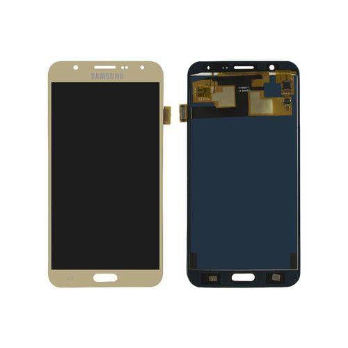 Frontal Samsung J7/J700M Dourado Original