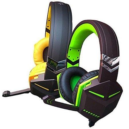 Headset Gamer Feir P2 Lançamento Ps4/ Xbox One Fr-510