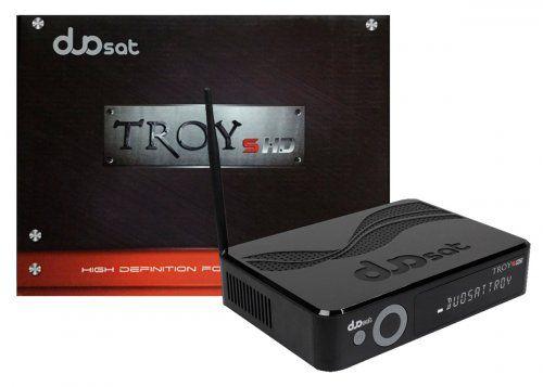 Receptor Duosat Troy S