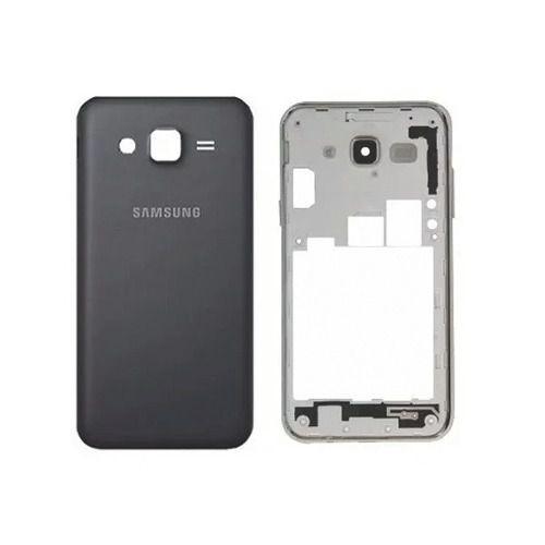 Carcaça Samsung J500 Cinza