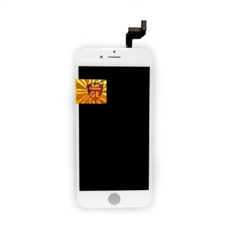 Frontal Iphone 6S Branco Gold Edition GE-805