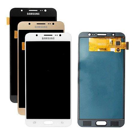 Frontal Samsung J710F J7 Neo *AAA* Branco