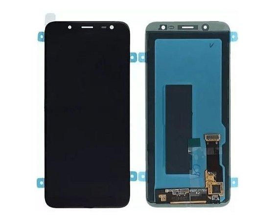 Frontal Samsung J6/J600 *AAA* Preto